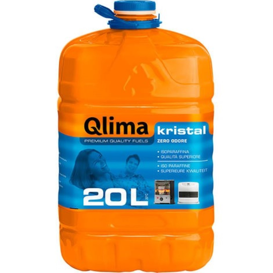 Combustibile liquido stufe a petrolio zybro kristal 20lt for Stufe a petrolio bricoman