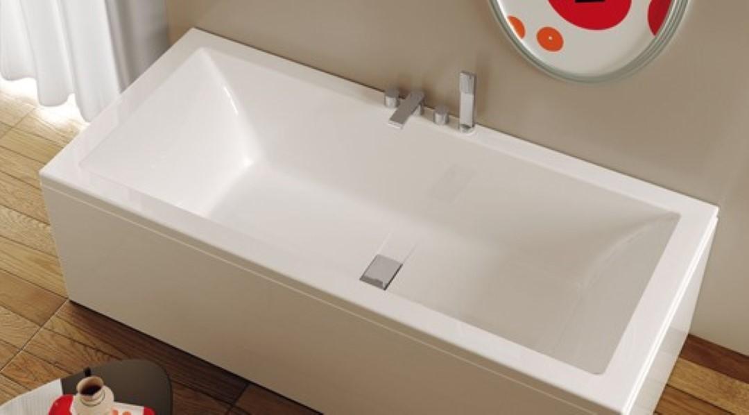 Vasca Da Bagno Teuco : Vasca bagno wilmotte teuco 2 pannelli frontali lato destro