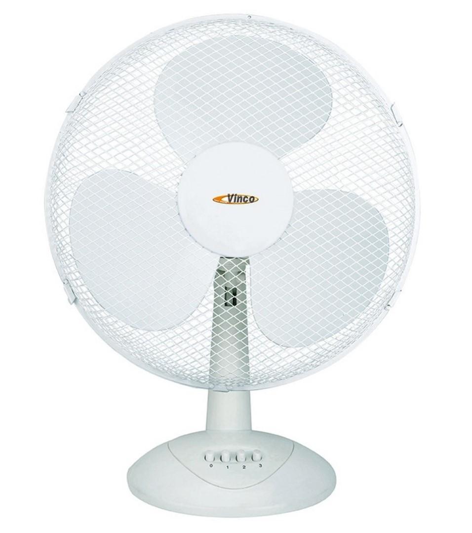 Bianco Vinco 70601 Ventilatore Tavolo